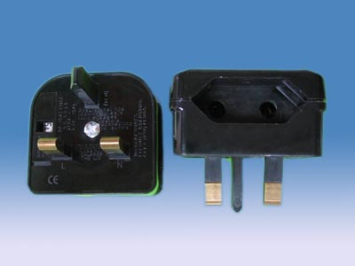 CEE7 Europlug To UK Converter <br>SE-CP1