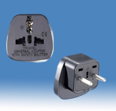Europe Plug Adapter <br>SE-DYS-9A