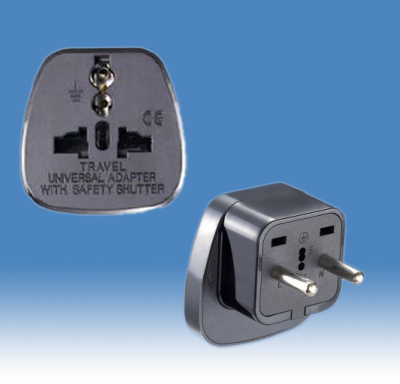 Europe Plug Adapter <br>SE-DYS-9B