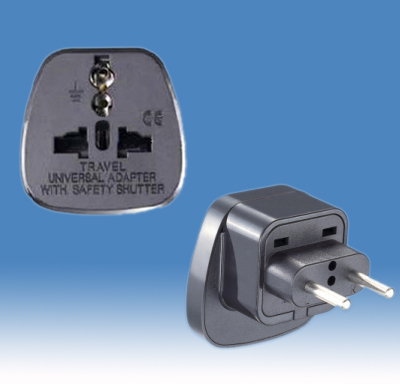 Europe Plug Adapter <br>SE-DYS-9C