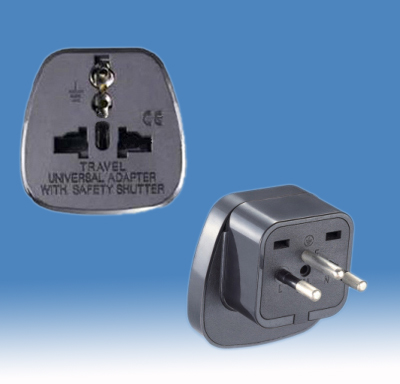 Swiss Plug Adapter <br>SE-DYS-11