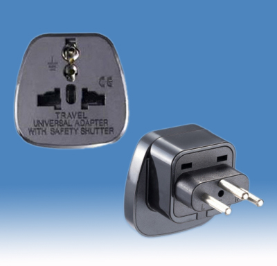 Swiss Plug Adapter <br>SE-DYS-11A