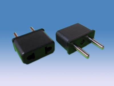 Europe Plug Adapter(Φ4.0mm) <br>SE-DY-51