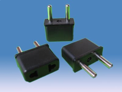 Europe Plug Adapter(Φ4.8mm) <br>SE-DY-52