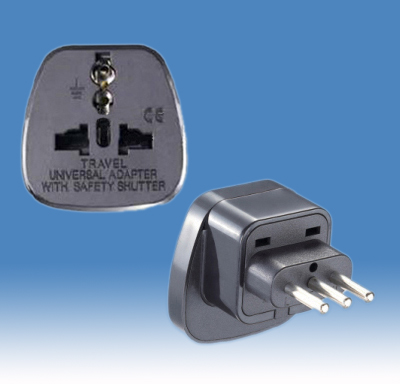 Italy Plug Adapter<br> SE-DYS-12A