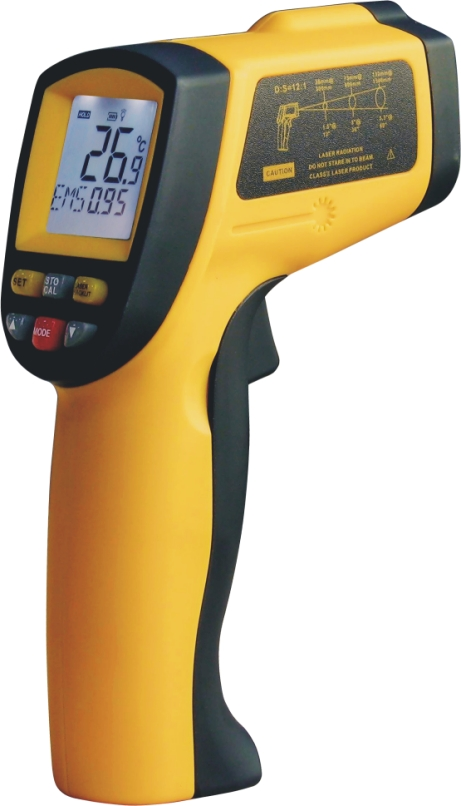 Infrared thermometer SE-900(-50 ~ 900℃)