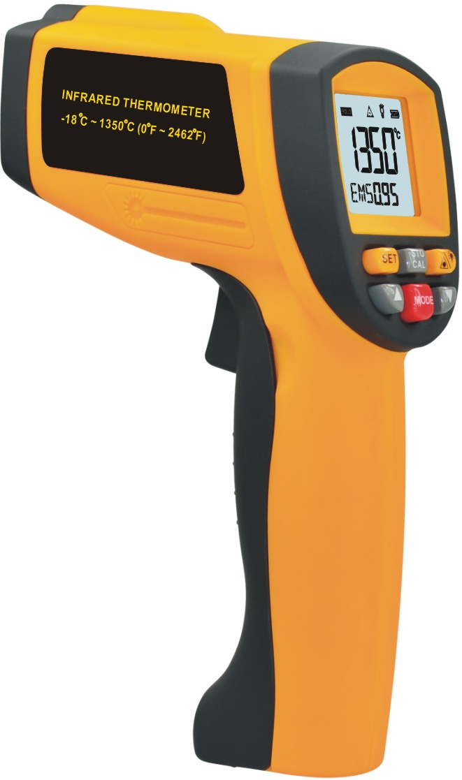 Infrared thermometer SE-1350(-18 ~ 1350℃)