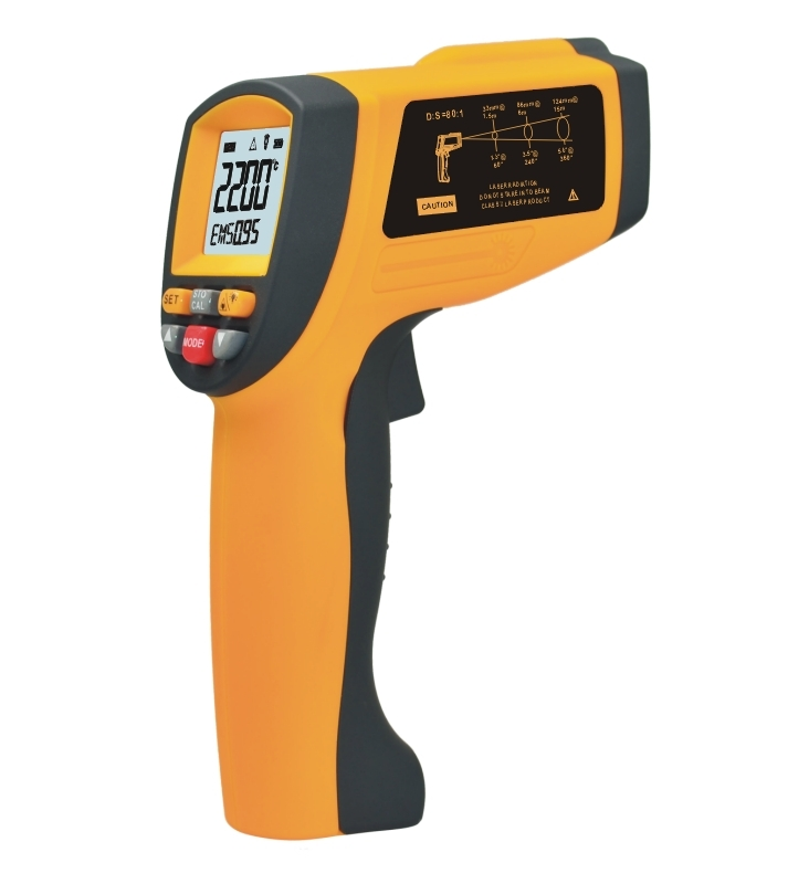 Infrared Thermometer SE-2200(200 ~ 2200℃)