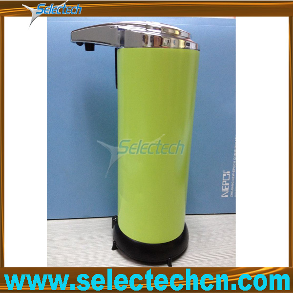 painting stainless steel soap dispenser for home use SE1103G